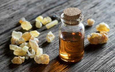 Oil of the month Frankincense