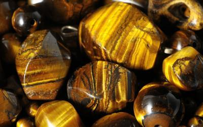 Tigers Eye Gold